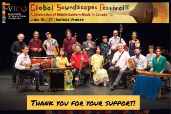 Vancouver Inter-cultural Orchestra - June - 2018